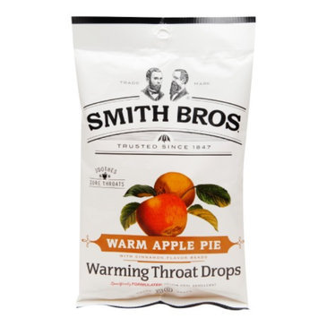 Smith Bros. Warming Throat Drops, Apple Pie, 30 ea