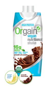 Orgain® Organic Vegan Nutritional Shake
