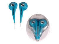 Koss Ke10b In-Ear Earbuds W/Cs Blu