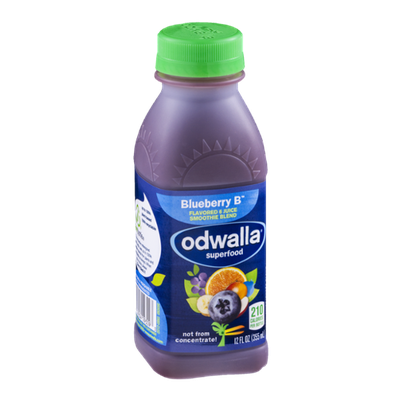 Odwalla Superfood Blueberry B Smoothie Blend