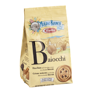 Barilla Mulino Bianco Baiocchi Biscuit