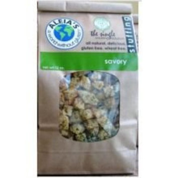 Aleia's Stuffing Mix Savory Gluten-Free (6 Bags) 9 Ounces