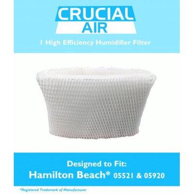 Crucial Air Hamilton Beach True Air 05920 Humidifier Filter Fits 05520 & 05521