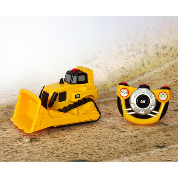 Toy State Cat Footwear E Z Remote Control Bulldozer - TOY STATE INDUSTRIAL CORP.