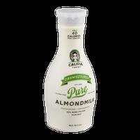 Califia Farms Unsweetened Pure Almondmilk