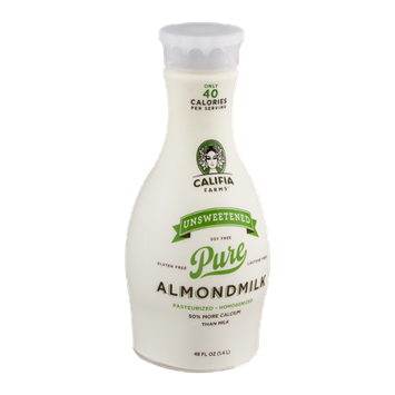 Califia Farms Unsweetened Pure Almondmilk