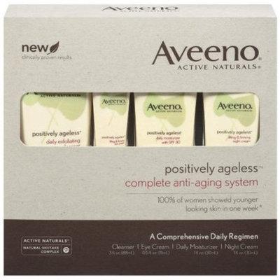 Aveeno Active Naturals Active Naturals Positively Ageless Complete Starter Regimen
