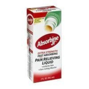 Absorbine Jr Pain Relieving Liquid 2 fl oz (59.2 ml)