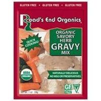 Road's End Organics Savory Herb Gravy Mix 1 oz. (Pack of 24)