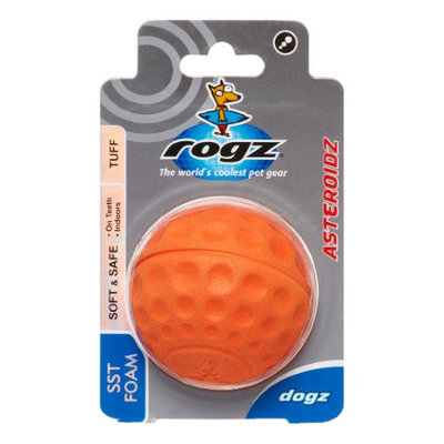 Rogz Asteroidz Dog Ball