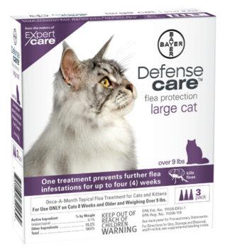 Bayer Defense Care Small Cat Flea Protection