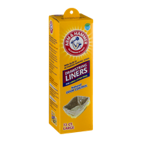Arm & Hammer Drawstring Liners Large - 12 CT