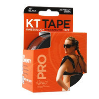 KT Tape Kinesiology Therapeutic Tape Pro Precut Strips
