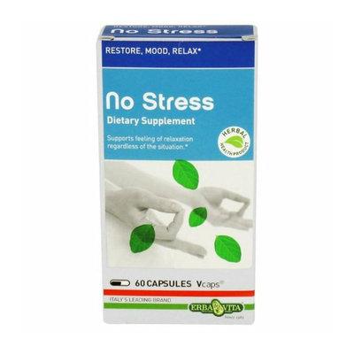 Erba Vita No Stress Capsules 60 capsules