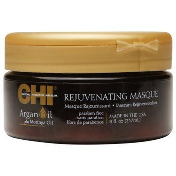 CHI Argan Oil Plus Moringa Oil Rejuvenating Mask, 8 fl oz