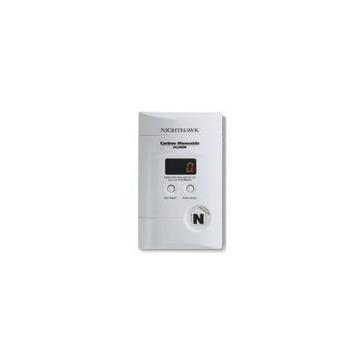 KIDDE AC Powered, Plug-In Carbon Monoxide Alarm