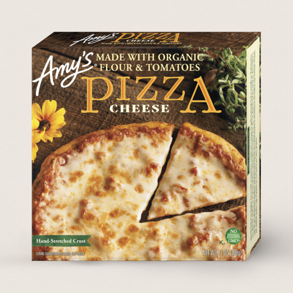 Amy's Kitchen Cheese Pizza