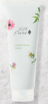 100% Pure Herbal Detox Mask