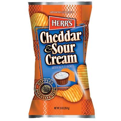 Herr's® Cheddar & Sour Cream Potato Chips