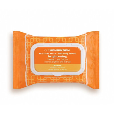 OLEHENRIKSEN The Clean Truth™ Cleansing Cloths Brightening