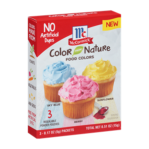 McCormick® Color from Nature™ Food Colors