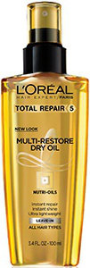 L'Oréal Paris Hair Expert Total Repair 5 Multi-Restorative Dry Oil