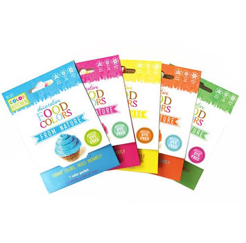 ColorKitchen Single Color Food Coloring Packets