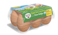 Organic Valley® Extra Large Omega-3 Eggs, Half Dozen