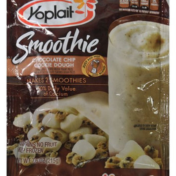 Yoplait® Chocolate Chip Cookie Dough Smoothie