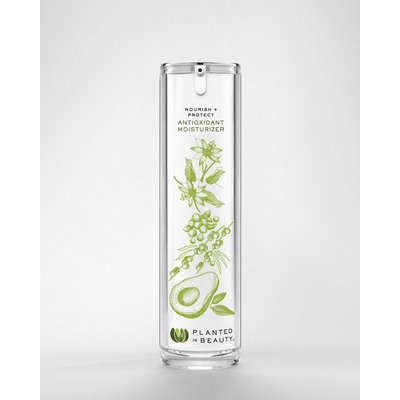Planted In Beauty™ Nourish + Protect Antioxidant Moisturizer