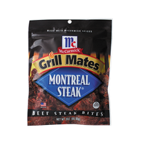 McCormick® Grill Mates® Montreal Steak Beef Steak Bites
