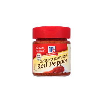 McCormick® Red Pepper, Ground