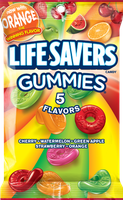 Life Savers Five Flavor Gummies