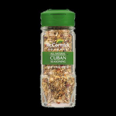 McCormick Gourmet™ Cuban Seasoning