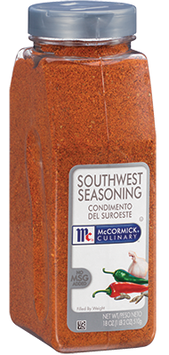 McCormick Culinary® Southwest Seasoning