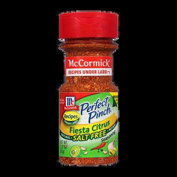 McCormick® Perfect Pinch® Salt Free Fiesta Citrus Seasoning
