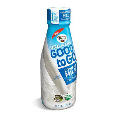 Organic Valley® Good to Go 1% Milk