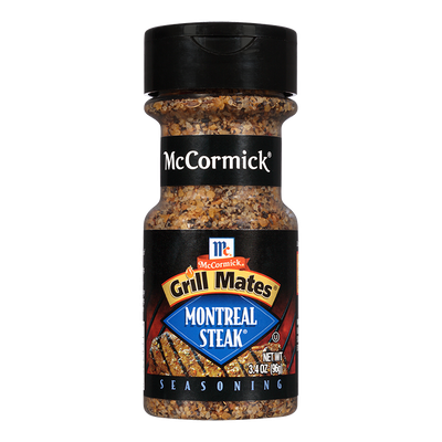 McCormick® Grill Mates® Montreal Steak Seasoning