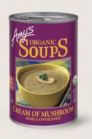 Amy's Kitchen Organic Cream Of Mushroom Soup
