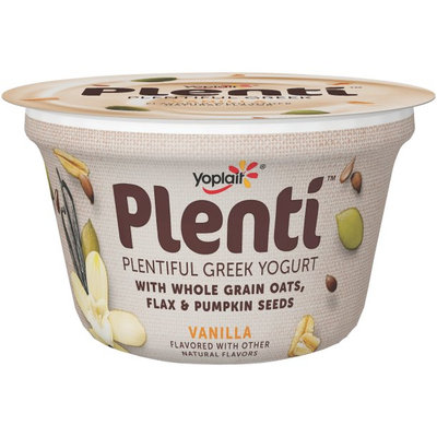 Yoplait® Plenti™ Greek Vanilla Low Fat Yogurt