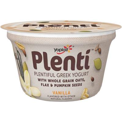 Yoplait® Plenti™ Greek Vanilla Low Fat Yogurt