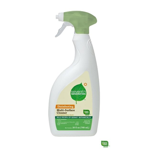 Seventh Generation Disinfecting Multi-Surface Cleaner
