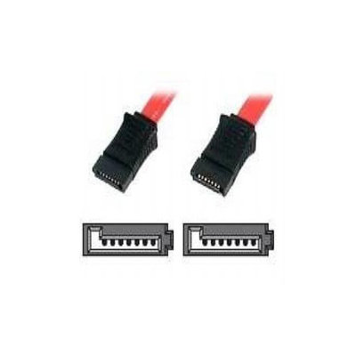 StarTech.com - Serial ATA cable - Serial ATA 150 - 7 pin Serial ATA (F) - 7 pin Serial ATA (F) - 1.6 ft