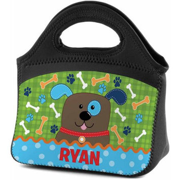 Generic Personalized Cute Puppy Lunch Bag
