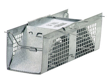Havahart HAVAHART Two Door Mouse & Rat Trap Cage