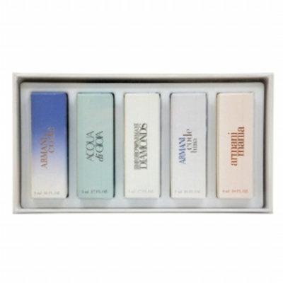 Giorgio Armani Gift Set for Women, 5 Piece, 1 set
