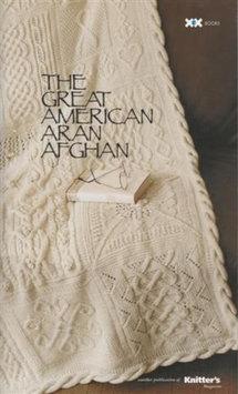 Xrx Publishing XRX Publishing 324842 XRX Books-The Great American Aran Afghan