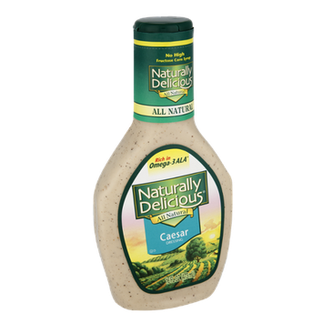 Naturally Delicious All Natural Caesar Dressing