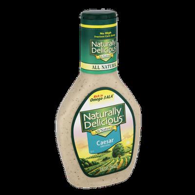Naturally Delicious All Natural Caesar Dressing