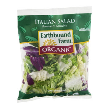 Earthbound Farm Organic Salad Italian